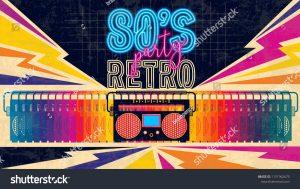 1980 Retro Pop FM Radyo İstasyonu